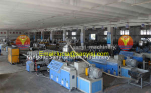 PVC Co-Extrusion/Multilayer Foam Board Machine/Production Line pictures & photos