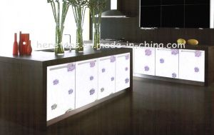 4.5mm--5mm Cabinet Glass Kitchen Glass Decorative Glass Art Glass