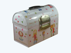 OEM Design Lovely Lunch Tin Box pictures & photos