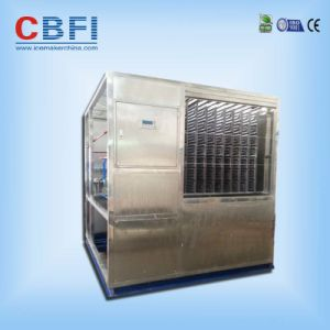 Factory Low Temperature Usage Plate Ice Machine (HYF80) pictures & photos