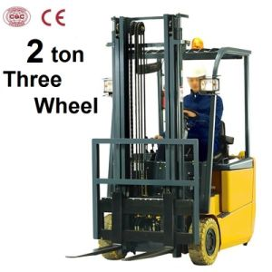 2 Ton Electric Forklift Truck From Heli (CPD20S) pictures & photos