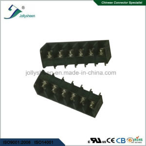 6pin pH6.35mm Barrier Terminal Blocks Straight Type pictures & photos