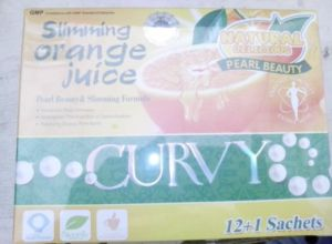Weight Loss Products Slimming Orange Juice pictures & photos