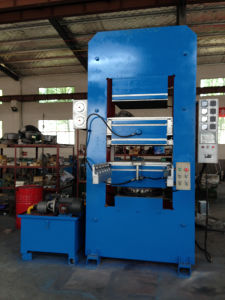 EVA Vulcanizing Press/ EVA Hydraulic Press/EVA Sheet Press pictures & photos