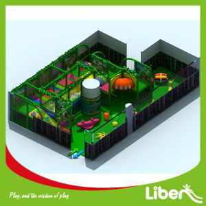 New Design Indoor Playground Forest Series for Children Climbing pictures & photos