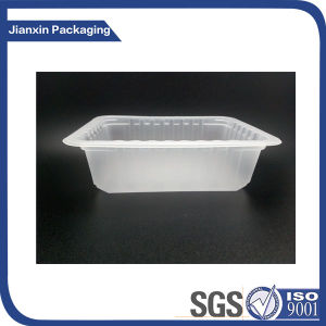 Disposable Plastic Deep Food Container pictures & photos