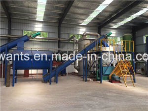 High Temperature and Pressure Slaughter House Waste Rendering Plant pictures & photos