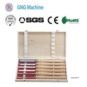 Wood Turning Tools Sets A1007-6PC pictures & photos