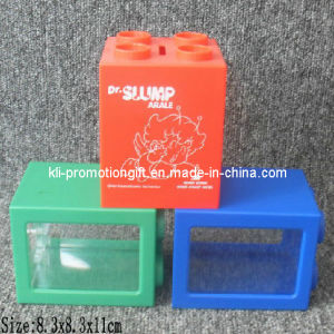Coin Bank Colorful