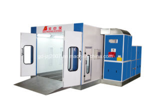 New Popular Type Ce Approved Auto Spray Booth pictures & photos