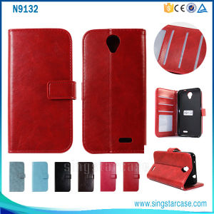 Luxury Design Phone Case for Zte N9132, for Zte N9132 Leather Case, for Zte N9132 Cover with Card Slot pictures & photos