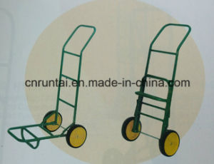 Stable Stairs Climbing Hand Trolley pictures & photos