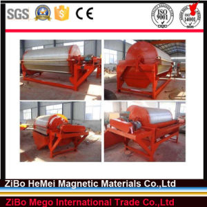 Dry Permanent Drum Magnetic Separator for Mineral, Ore pictures & photos