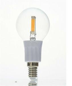 C35 1.2W 130lm Ww E27 COB LED Candle Bulb pictures & photos