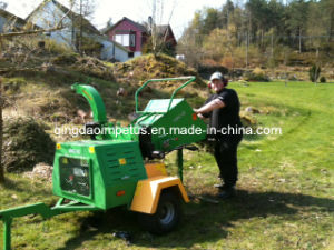 Wood Shredder with 22HP Diesel Engine pictures & photos
