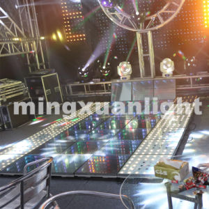 New Full Color 3D LED Dance Floor (YS-1508) pictures & photos