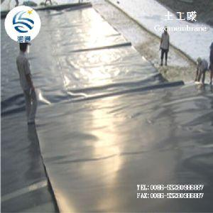 Manufacturer LDPE HDPE Composite Plastic Geomembrane