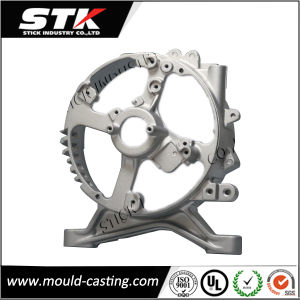 OEM High Pressure Die Casting Alminium Bracket for Gasoline Gene pictures & photos