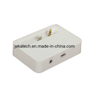 Docking Station with 3.5mm Audio for iPhone 5/5s pictures & photos