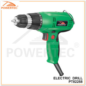 Powertec 230W Electric Hand Drill (PT82258) pictures & photos