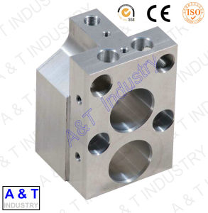 CNC Customized Aluminum/Brass/Stainless Steel/Machine Central Machinery Parts pictures & photos