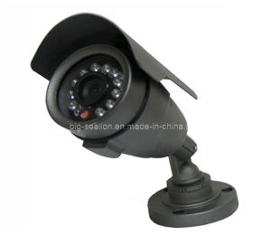 600 Tvl Fixed Focus HD Waterproof IR CCTV CMOS Camera with CE/FCC Approved 3 Years Warranty (VT-8312Z)