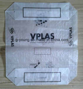 25kg 30kg Polypropylene Woven Valve Bag for Cement