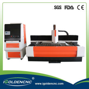 Square Pipe Fiber Metal Laser Cutting Machine 1325 pictures & photos