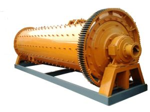 Wet Overflow Energy- Saving Ball Mill with Low Price