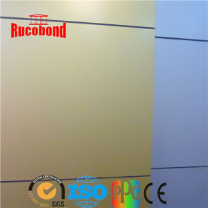 4mm*0.4mm Buliding Material Aluminum Cladding Panels pictures & photos
