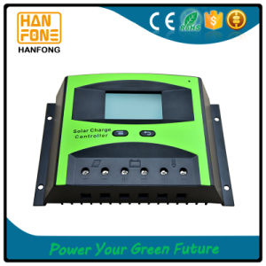 40A 12V/24V Auto Switch PWM Solar Panel Charge Controller off-Grid (ST1-40A) pictures & photos