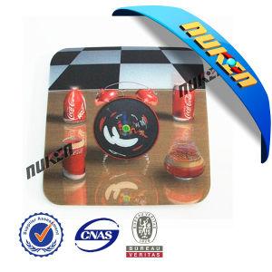 Eco-Friendly Lenticular Coaster with EVA Base pictures & photos