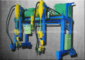 Double Torch H Section Steel Automatic Welding Machine pictures & photos