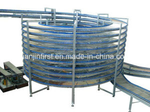 Pizza Bread Hamburger Toast Spiral Cooling Tower pictures & photos