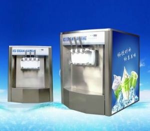 China Commercial Soft Ice Cream Machine pictures & photos