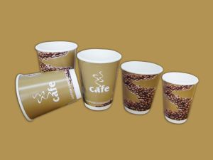 6oz Disposable Paper Coffee Cup (YHC-060) pictures & photos
