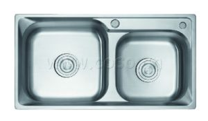 Stainless Steel Kitchen Sinks Ub3070 pictures & photos