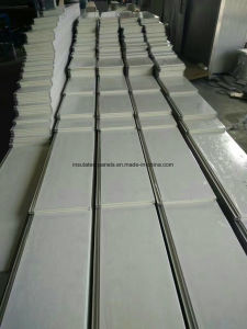 Rigid PU Foam Insulation Decorative Wall Panel pictures & photos