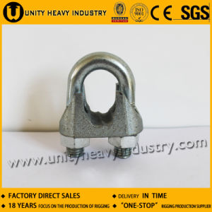 Us Type Malleable Wire Rope Clip/Clamp Marine Hardware pictures & photos
