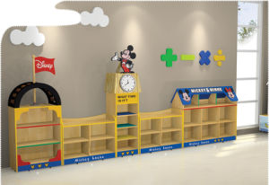 Hot Sale Colorful Wood Children Furniture pictures & photos