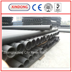 Msrg600_1200 Type Large Caliber Hollow Wall Winding Pipe Production Line pictures & photos
