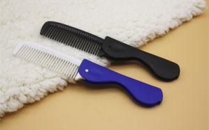 Hotel Amenities Comb 1 Amenities Manufacturer OEM Plastic Comb pictures & photos