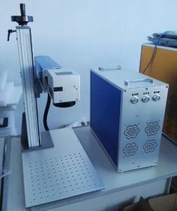 Metal and Non-Matel Laser Engraving Small Laser Machines pictures & photos