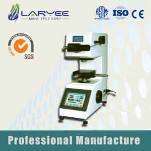 Touch Screen LCD Micro Hardness Tester (HVT-1000) pictures & photos