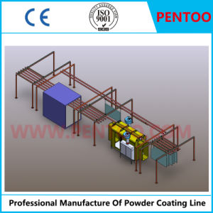 Enamel Powder Coating Line with High Capacity pictures & photos