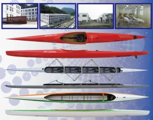 Carbon Racing Canoe