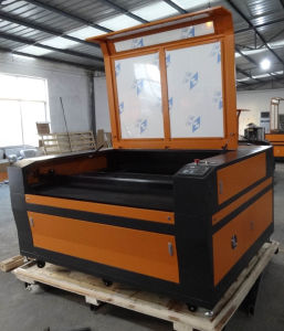 Acrylic CO2 Laser Cutting Machine (flc1512) pictures & photos