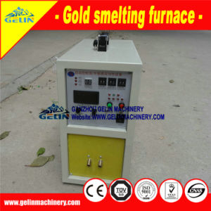 Industrial Furnace Gold Melting Equipment Gold Smelting Device