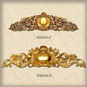 Banruo Luxurious & Western Decorative Material pictures & photos