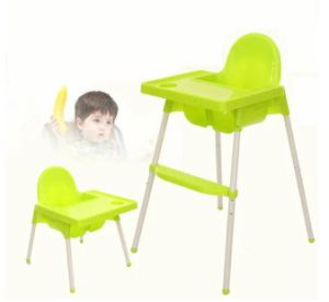 China Hot Sale Multifunction Child Dining Chair Baby High Chair pictures & photos